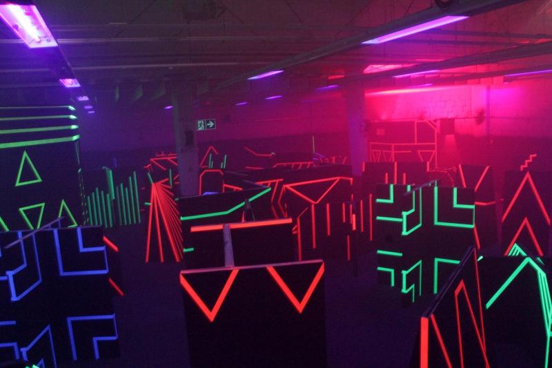 Lasertag Darmstadt Gutschein
