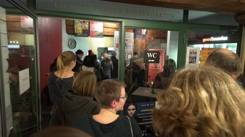 Andreasstadel Kino Regensburg